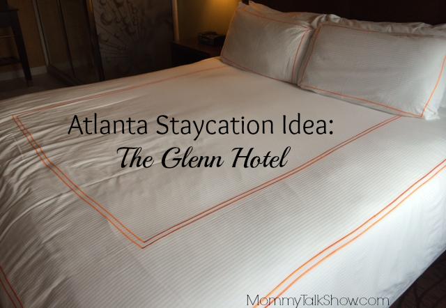 [VIDEO] Atlanta Staycation Idea: The Glenn Hotel