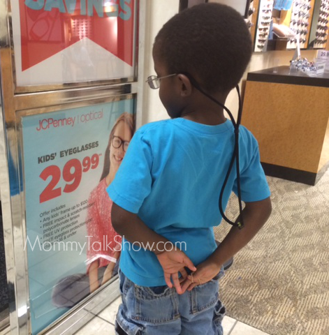 JCPenny Optical Offer