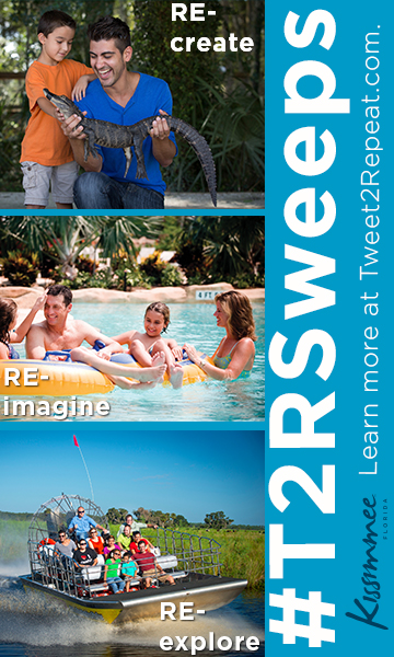 Win Kississimee Vacation with #T2RSweeps ~ MommyTalkShow.com