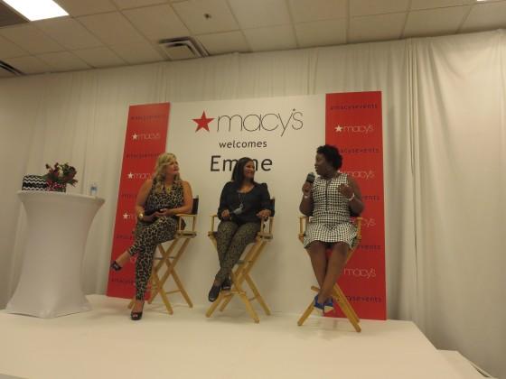 Emme Macy's Panel