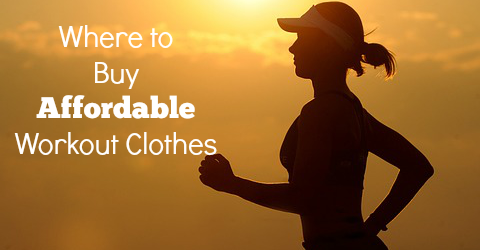 Where to Buy Affordable Workout Clothes ~ MommyTalkShow.com
