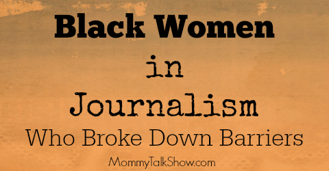 Black Women in Journalism
