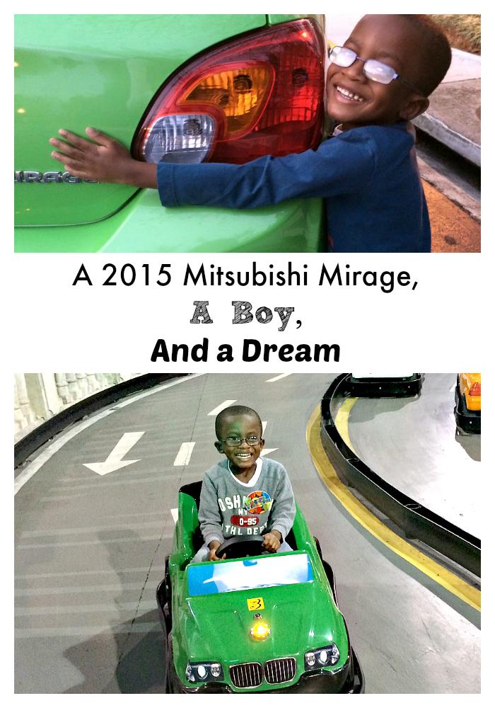 Boy's Dream Car