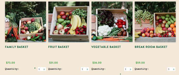 Fresh Market Images