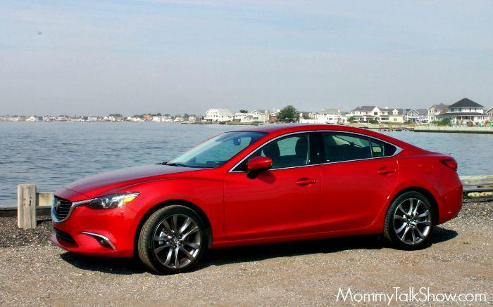 Soul Red Mazda Grand Touring