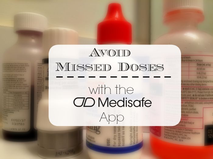 Avoid Missed Doses