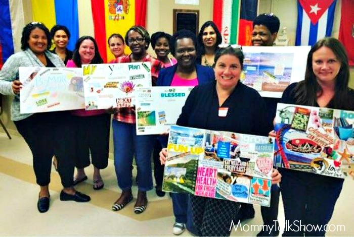 Atlanta Vision Board Event
