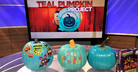 Featured Teal Pumpkin Project