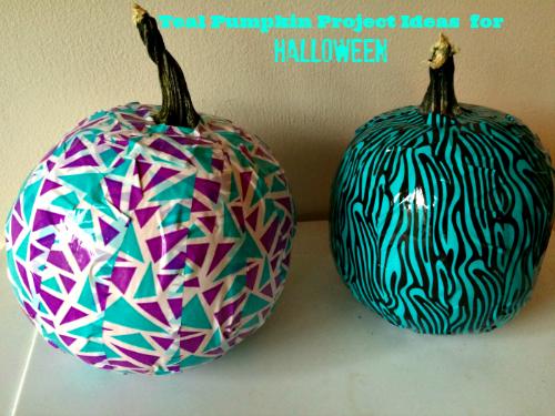 Teal Pumpkin Project Ideas