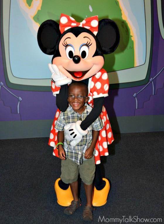 A.J. Minnie Mouse