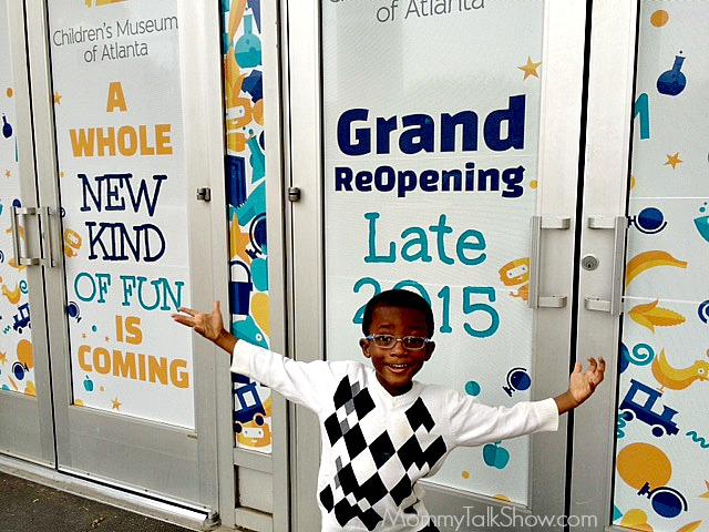 Childrens Museum Grand Opening