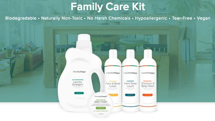 Everyday Family Care Kit