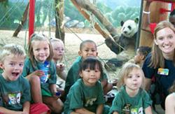 Zoo Atlanta Safari Camp