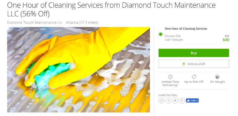 Atlanta Cleaning Service