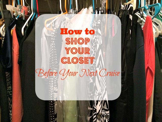 Shop Your Closet