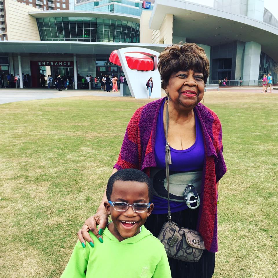 A.J. & Grandma WOCC