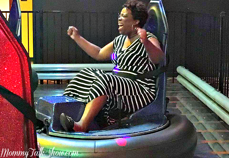 Stars and Strikes Bumper Cars