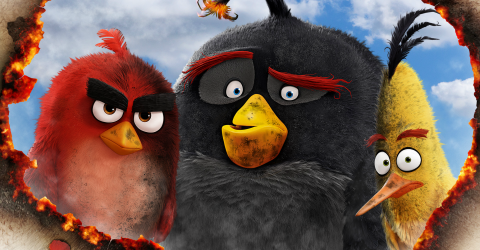 Angry Birds Movie Poster