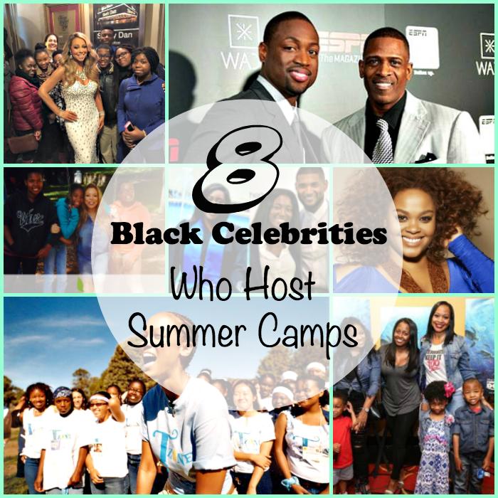 Black Celebrities Host Summer Camps