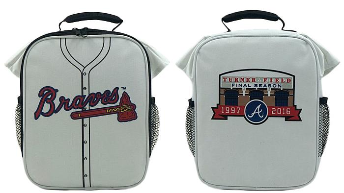 Atlanta Braves lunch box
