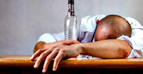Featured Drunk White Privilege