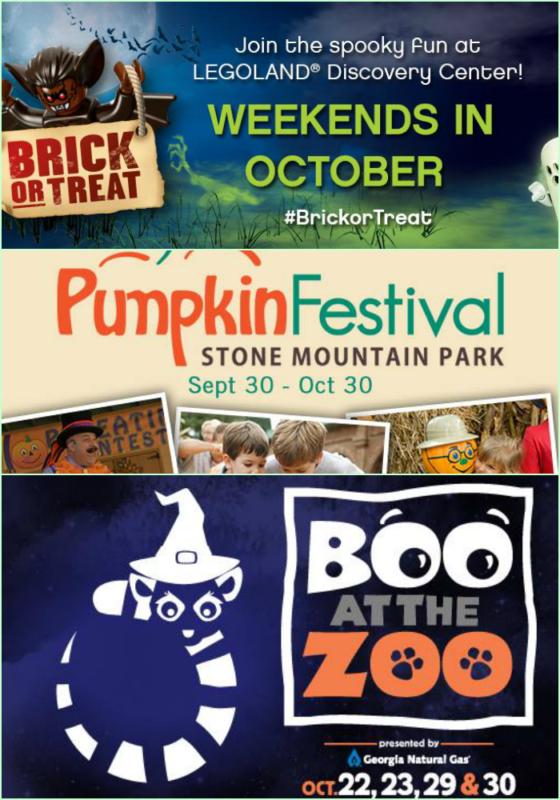 Atlanta Halloween Events