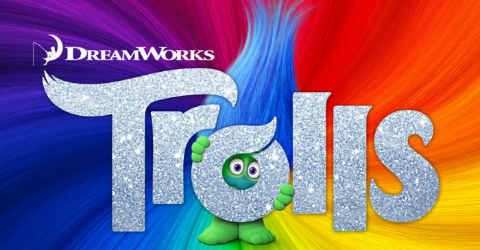 Featured Trolls Poster
