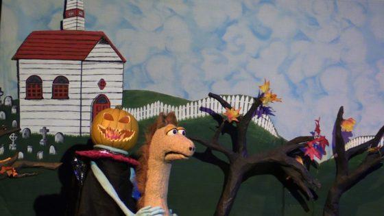 Puppetry Arts Headless Horseman