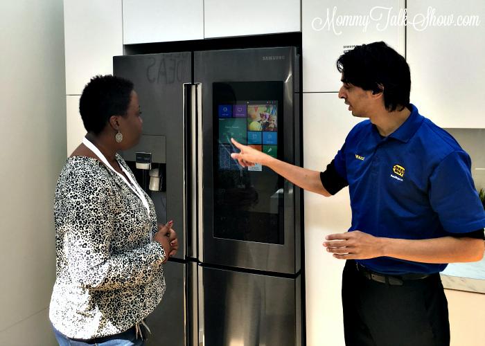 o Samsung Family Hub Refrigerator