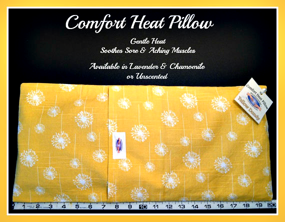 Comfort Heat Pillow