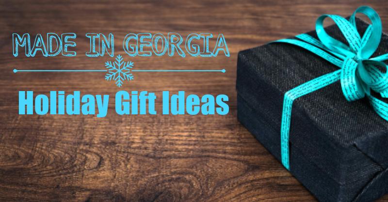 Georgia Holiday Gift Ideas