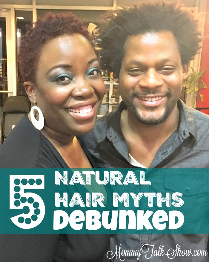 Natural Hair Myths Debunked