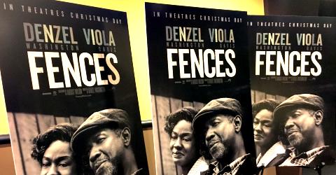 Fences Film Featured