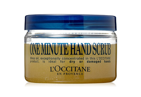 L'Occitane One Minute Hand Scrub