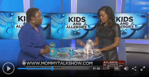Featured Asthma and Allergy Kids