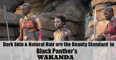 Feature Wakanda Beauty