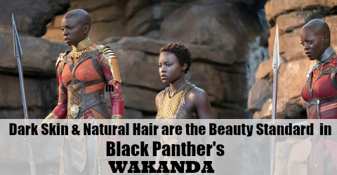 Feature Wakanda Beauty