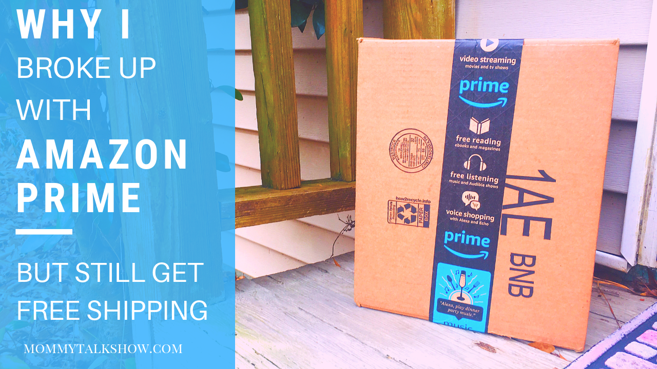 Why I Broke Up With Amazon Prime, But Still Get Free Shipping