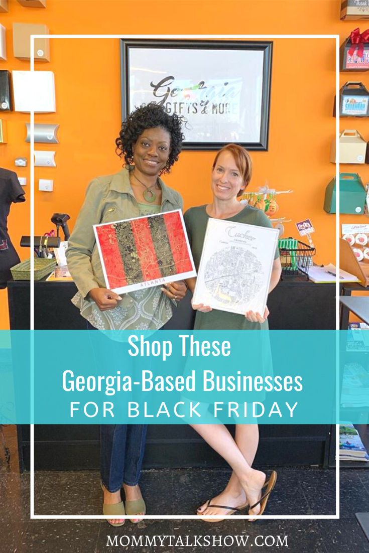 Shop These Georgia-Based Businesses for Black Friday