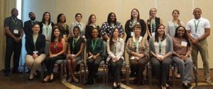 2016 MINRC student attendees