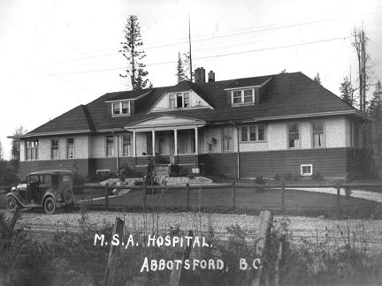 Old MSA Hospital