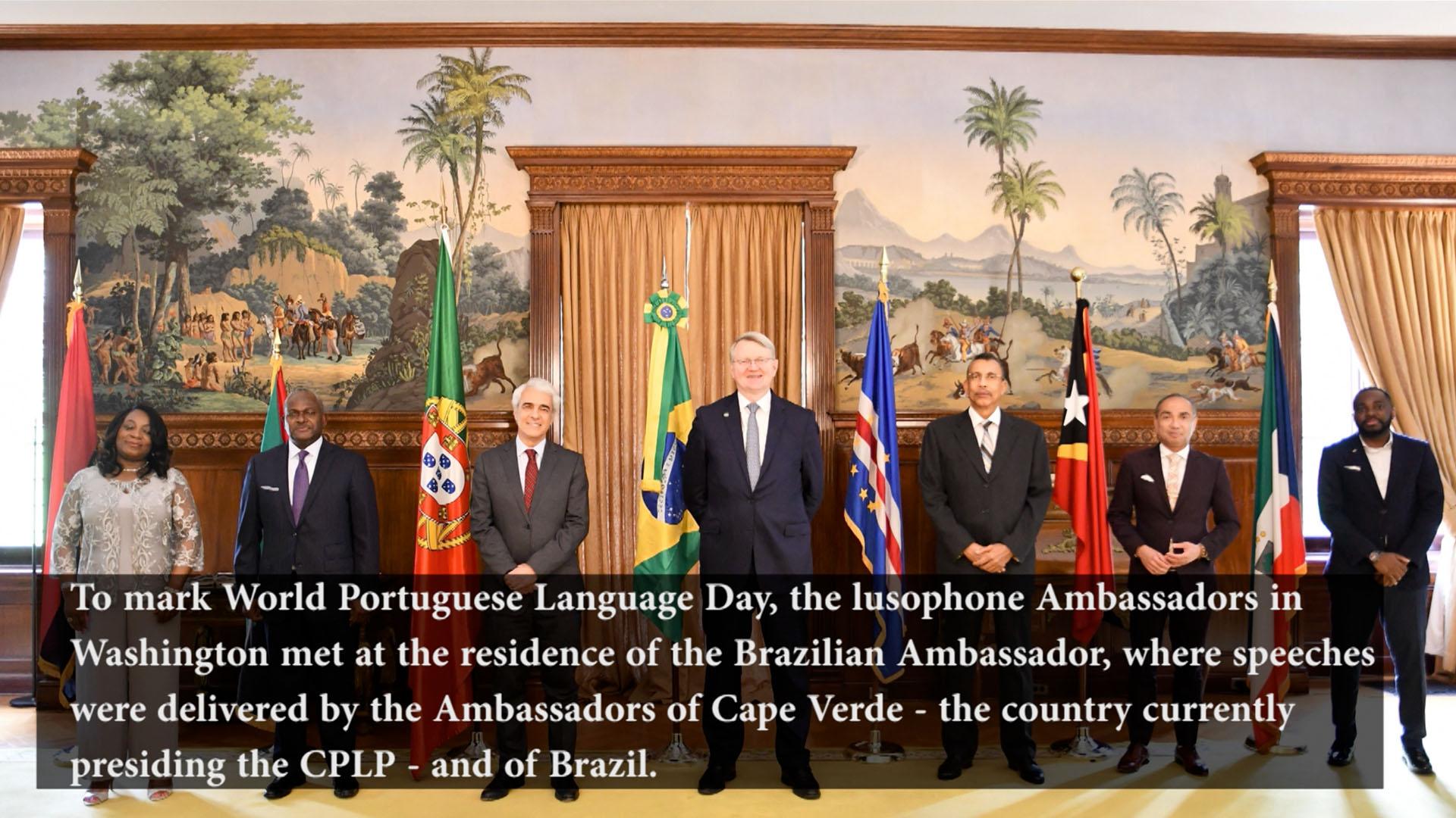 Dia Mundial da Lingua Portuguesa