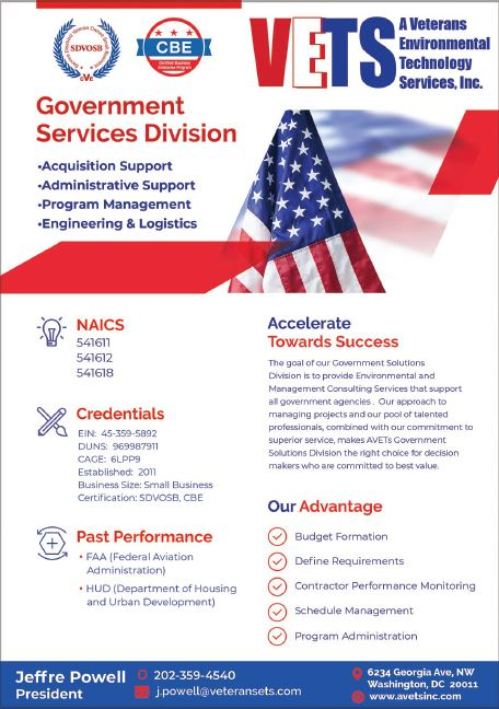 Administrative & Executive Services Capability Statement