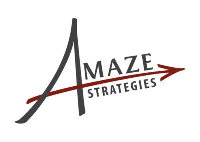Logo & Branding for Amaze Strategies