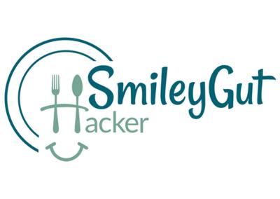 Logo & Branding for SmileyGut Hacker