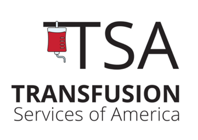 Complete Brand Setup for Transfusion Services of America