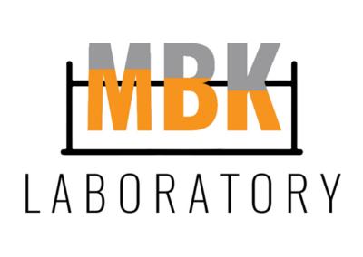 Complete Brand Setup for MBK Laboratory