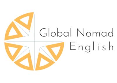 Logo Design for Global Nomad English