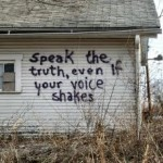 Take a Moment of Reflection: Speak Your Truth