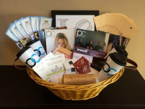 PC Gives ~ Gift Basket